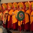 The Drepung Loseling Monks will be our Special Guest Musicians this Sunday