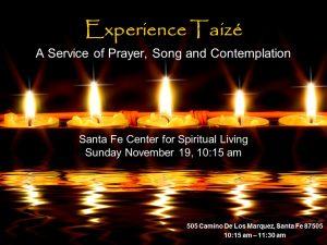 Celebration Service @ Santa Fe CSL   Santa Fe   New Mexico   United States