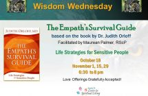 The Wisdom Wednesday Series Continues!